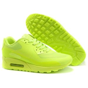 Nike Air Max 90 Hyperfuse салатовые (37-45)