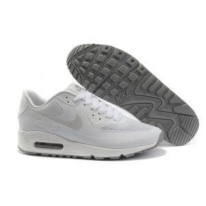 Nike Air Max 90 Hyperfuse белые (37-45)