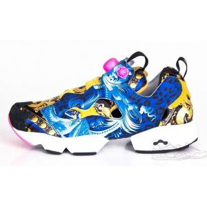 Reebok Concept Insta Pump Fury 20th Anniversary Blue (36-40)